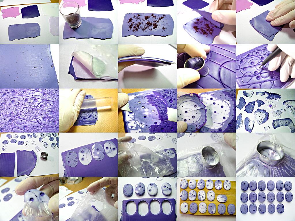 Мастер классы полимерная глина