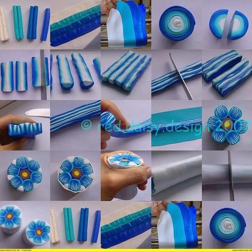 Глина полимерная изделия своими руками